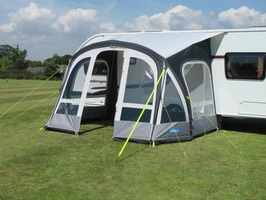 Kampa Fiesta AIR Pro 350 'FREE Accessory' Package Deal