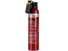 UK Firemaster Dry Powder BC Fire Extinguisher 600g