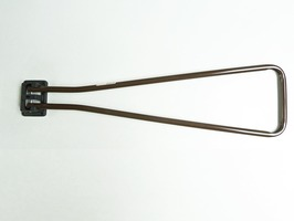 Motorhome & Caravan U-Shape Folding Table Leg - Brown