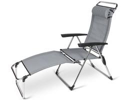 Kampa-Dometic Aluminium Footrest Roma - Grey