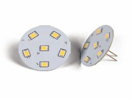 Kampa G4 SMD 6 LED Bulb Pack 2 - Rear Fitment