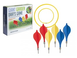 Giant Garden Darts Outdoor Game