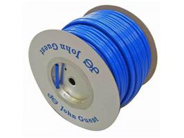John Guest 12mm Semi-Rigid Water Hose - Blue