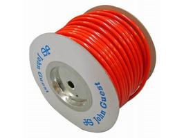 John Guest 12mm Semi-Rigid Water Hose - Red