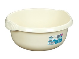 28cm Caravan Round Sink Wash Bowl - Calico