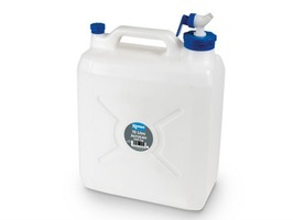 Kampa 12 Litre Jerrycan Water Carrier c/w Tap