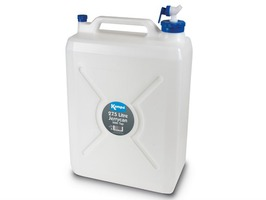 Kampa 27.5 Litre Jerrycan Water Carrier c/w Tap