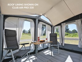 Kampa Club AIR Pro 390 Roof Lining 2019 Onwards
