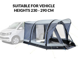 Kampa Dometic Action AIR XL DriveAway Awning CE7164