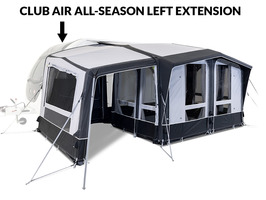 Kampa Dometic Club AIR All Seasons Extension Left 2020