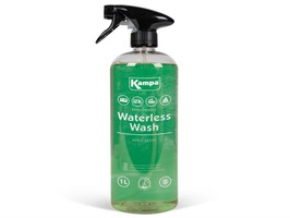 Kampa Waterless Wash 1Litre with Apple Scent