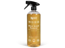 Kampa Black Streak Remover 1 Litre Bottle with Tropical Scent