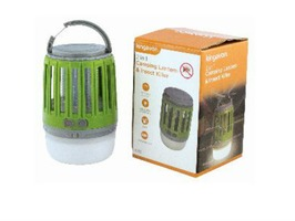 Kingavon 2 in 1 Camping USB COB LED Lantern & Insect Killer