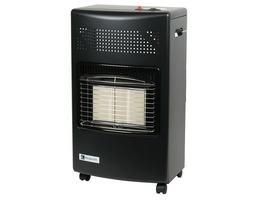 Kingavon Portable Radiant 4.2kW Gas Cabinet Heater