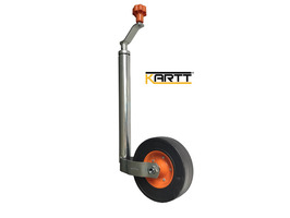 Kartt 48mm Ultimate Caravan Jockey Wheel 220 x 65 Wheel