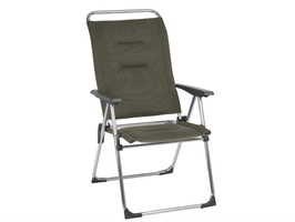 Lafuma Alu Cham Air Comfort Highback Chair Taupe