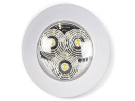 Kampa Surface Mount 3 SMD LED 12v Spotlight