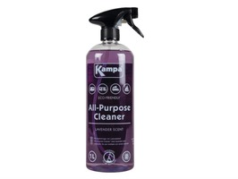 Kampa Interior All-Purpose Internal Cleaner 1 Litre Bottle with Lavender Scent