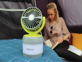 Outdoor Revolution 3 in 1 Lumi Fan Lantern