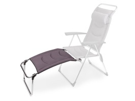 Kampa-Dometic Aluminium Footrest Milano - Wild Heather