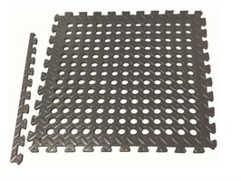 EVA Interlocking Foam Floor Tiles with Edging Strips