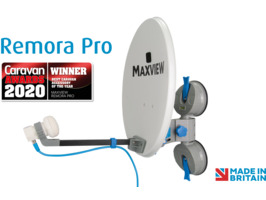 Maxview Remora Pro 40 Portable Satellite System