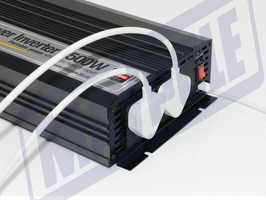 Maypole 1500W Power Inverter with USB Socket 12v/230v