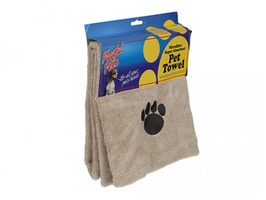 Microfibre Super Absorbent Dog Towel