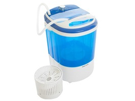 Swiss Luxx Dual Tub  Portable Washing Machine