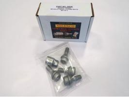 Milenco Motorhome  Locking Wheel Nuts Set of 4
