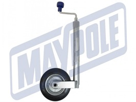Maypole 42mm Standard Duty Telescopic Jockey Wheel Assembly