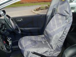 Maypole Universal Nylon Car Front Seat Cover