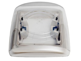 MPK Vision Vent S Eco 280 X 280 Rooflight c/w Flynet White