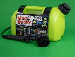 Mud Daddy 5L Portable Washing Device -  Green