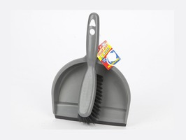 Dustpan and Brush Set 19.5cm