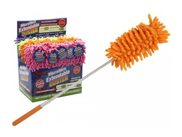 Microfibre Extendable Duster - Assorted Colours
