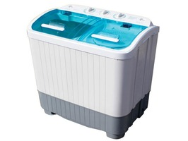 Leisurewize Portawash Plus Twin Tub Washing Machine