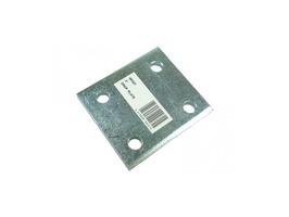 Maypole Zinc Plated 3inch Towbar Drop Plate
