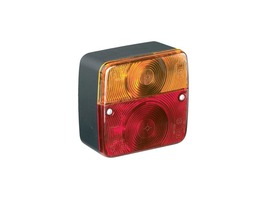 Ring Rear 4 Function Small Trailer Lamp