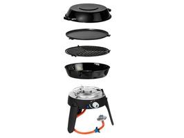 Cadac Safari Chef 2 Pro QR BBQ ( Low Pressure Gas Supply)