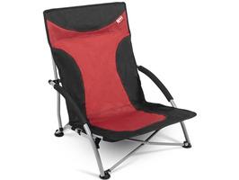 Kampa Sandy High Back  Low Chair - Ember