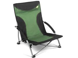 Kampa Sandy High back Low Chair - Fern Green