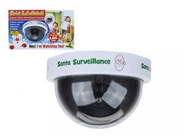 Santa's Dummy Surveillance Camera