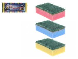 Eazee 2 Clean Sponge Scourers Pk20