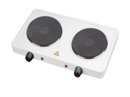 Leisurewize Twin Electric Cooking Hob