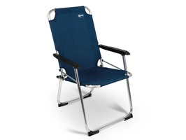 Kampa Summer Aluminium Folding Chair - Blue