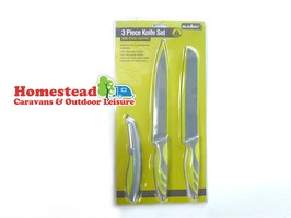 Summit 3 Piece Non-Stick Knife Set