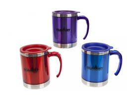 Summit 450ml Mug with Sealing Lid