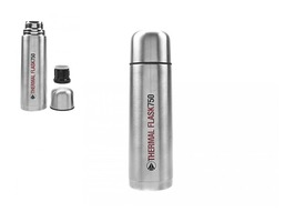Summit 750ml Stainless Steel Flask with Leakproof Pouring Lid