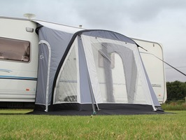Sunncamp Swift 260 AIR Plus Caravan Porch Awning